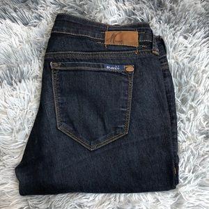 Mavi Serena Skinny Dark Wash Jeans Women Size 29